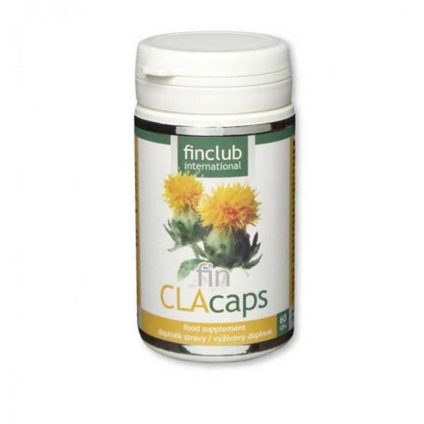 Cla caps, chrom, konjugovaná CLA kyselina, saflorový olej