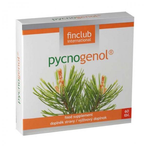 silný antioxidant Pycnogenol (výtažek z kůry pobřežní borovice)