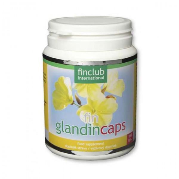 fin Glandincaps - pupalkový olej