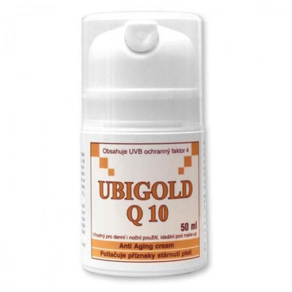 """Ubigold Q10 krém -""""anti aging"""" krém, obsahuje koenzym Q10"""