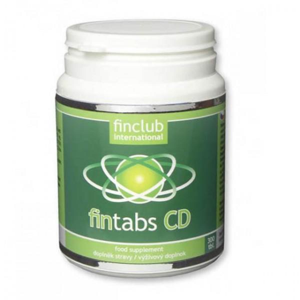 FINTABS CD - nezbytný zdroj vápníku