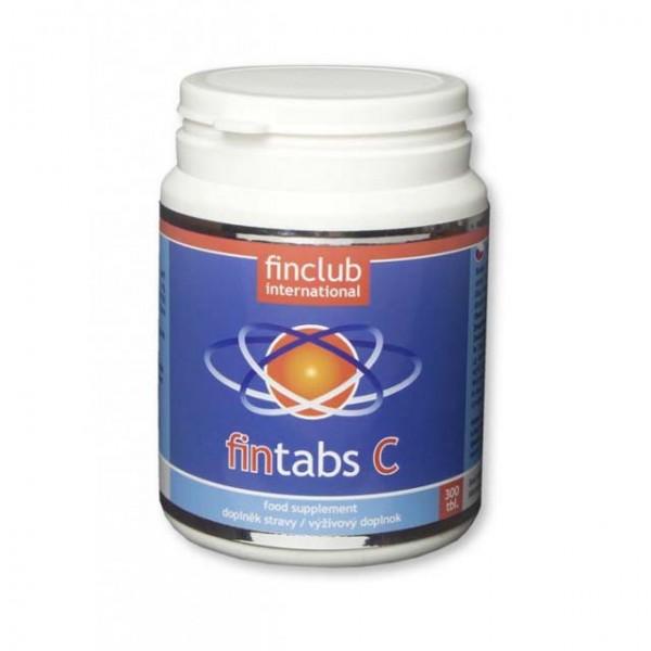 FINTABS C - Pro pružné klouby a zdravou pokožku