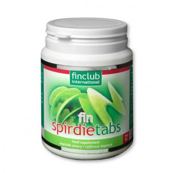 fin Spirdietabs - sladkovodní mikrořasa Spirulina