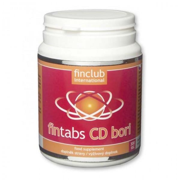 FINTABS CD Bori - Pro pevné kosti v každém věku