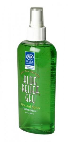 Aloe Vera gel sprej Aloe Vera gel sprej chladivý gel tišící bolest, obsahuje 100% Aloe Vera