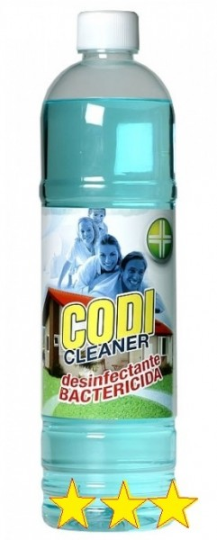 antibakteriální čistič