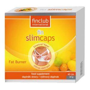 fin Slimcaps Spalovač tuků nové generace - patentovaný citrusový extrakt Sinetrol®XPur
