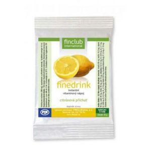 Finedrink - Citron 2l (bez aspartamu, slazeno SUKRALÓZOU)