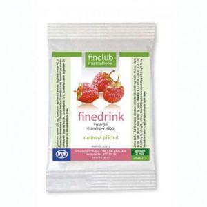Finedrink - Malina 2l (bez aspartamu, slazeno SUKRALÓZOU)