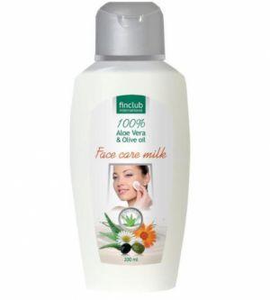 Mléko hydratační pleťové - Aloe Vera Face Care Milk- NOVINKA