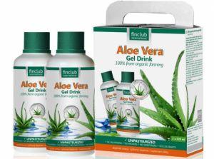 Aloe Vera gel drink 100% organický(Balení: 2 x 520 ml)