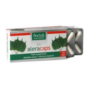 fin Aleracaps - výtažek z byliny perily křovité