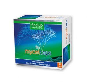 fin Mycelcaps - alfa a beta-glukany( dříve Immunomax)