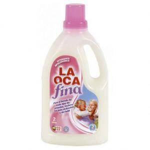 Tekutý prací prostředek, gel s antialergenním účinkem - La Oca /2 litry/