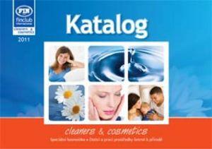 Barevný katalog FCC- Finclub- drogerie, čistící prostředky, kosmetika