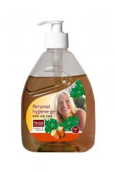Gel pro intimní hygienu s dubovým extraktem