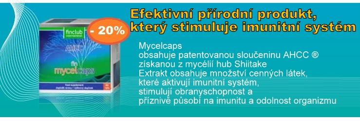 Seznamte se s efektivním podpůrcem imunitního systému - patentovaným přírodním produktem AHCC® - aktivizátorem imunitní reakce / protirakovinné aktivity / obrany proti infekcím
