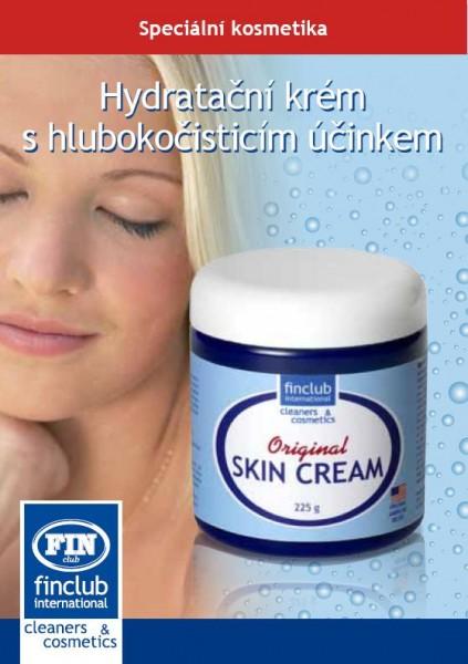 original skin cream, čistící hydratační krém
